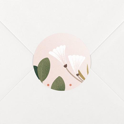 Stickers mariage Daphné printemps - Vue 2