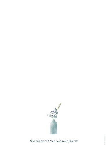 Livret de messe Bouquet sauvage violet - Page 4