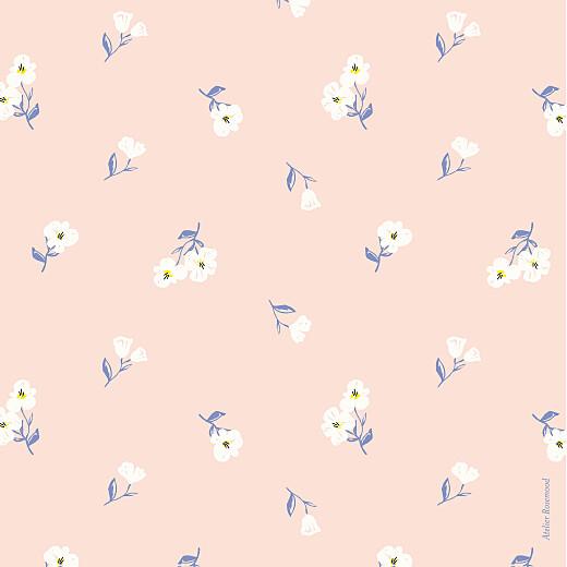 Faire-part de naissance Blossom (4 pages) rose - Page 4