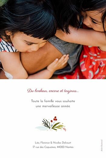 Carte de voeux Joyeuses fêtes (portrait) - Page 2