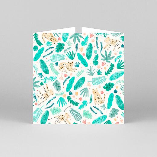 Faire-part de naissance Petite tropique (fenêtre) - Vue 3